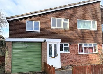 Thumbnail 3 bedroom flat for sale in Yew Tree Crescent, Melton Mowbray