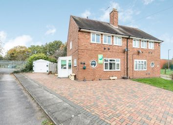 Thumbnail 2 bed semi-detached house for sale in Clopton Road, Kitts Green, Birmingham