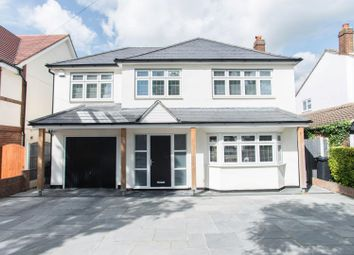 Thumbnail 5 bed detached house for sale in Great Nelmes Chase, Hornchurch