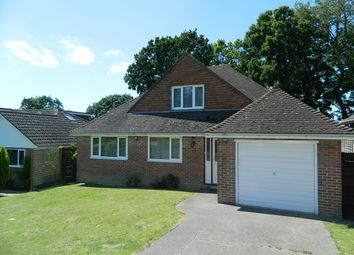 Thumbnail 3 bed detached bungalow to rent in Fryatts Way, Bexhill-On-Sea
