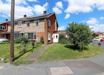 Thumbnail 5 bed semi-detached house for sale in Oaken Drive, Willenhall