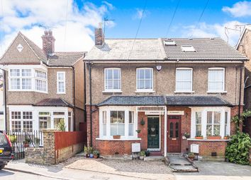 Thumbnail 3 bed semi-detached house for sale in East Hill, South Darenth, Dartford