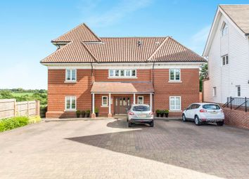 Thumbnail 2 bed flat for sale in Braiswick, Colchester