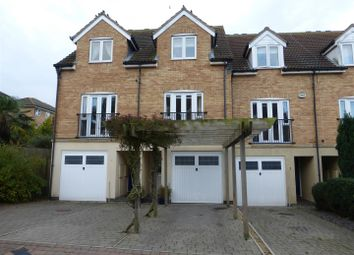 Thumbnail 3 bedroom terraced house for sale in St. Katherines Mews, Hampton Hargate, Peterborough
