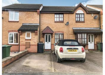 Thumbnail 2 bed terraced house for sale in Bainbridge Road, Loughborough