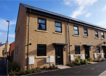 Thumbnail 2 bed end terrace house for sale in Hilder Street, West Malling