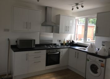 Thumbnail 1 bed terraced house to rent in St Georges Road Room 1, Coventry, West Midlands