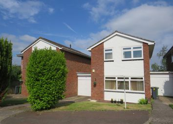 Thumbnail 3 bed detached house for sale in Azalea Close, Cyncoed, Cardiff