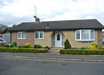 Thumbnail 3 bed detached bungalow for sale in Fenside Drive, Newborough, Peterborough