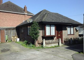 Thumbnail 1 bed bungalow to rent in Lee Road, Snodland