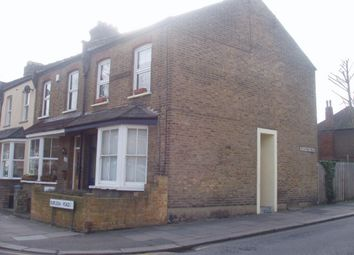 Thumbnail 1 bed flat to rent in Burleigh Road, Enfield, Middlesex