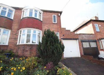 Thumbnail 3 bed semi-detached house for sale in Hextol Crescent, Hexham