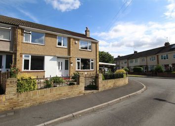 Thumbnail 5 bedroom end terrace house for sale in Lodge Walk, Downend, Bristol