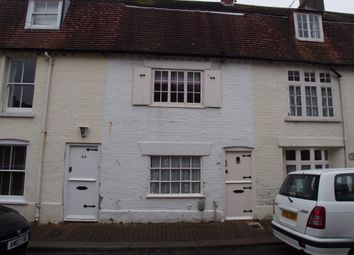 Thumbnail 2 bedroom cottage to rent in West Street, Worthing