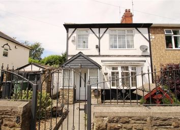 Thumbnail 3 bed semi-detached house for sale in Swinnow Avenue, Bramley, Leeds