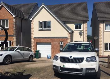 Thumbnail 3 bed detached house for sale in Llys Bethesda, Tumble, Llanelli