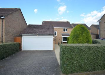 4 bed detached house for sale in Wells Close, Kempston, Bedford MK42