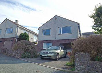 Thumbnail 4 bed detached house for sale in Llys Gwyn, Caernarfon, Gwynedd