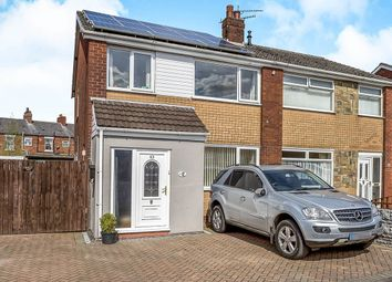 Thumbnail 3 bed semi-detached house for sale in Downham Road, Leyland