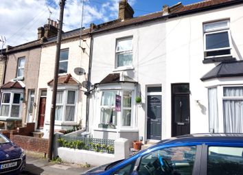 Thumbnail 2 bed terraced house for sale in Rochester Avenue, Rochester