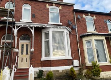 Thumbnail 3 bed terraced house for sale in Crompton Place, Blackburn