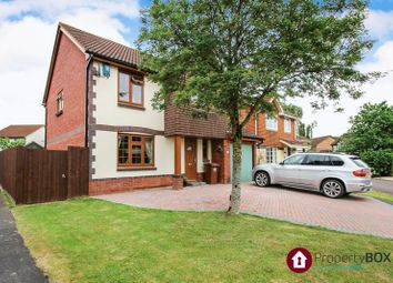 4 bed detached house for sale in Barley Close, Cullompton EX15