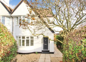 Thumbnail 4 bed semi-detached house for sale in Esher Road, East Molesey
