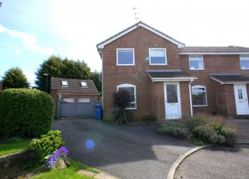 Thumbnail 3 bed semi-detached house to rent in Blencathra Drive, Mickleover, Derby