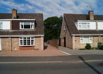 Thumbnail 3 bed semi-detached house for sale in Hawkwood Crescent, Worcester