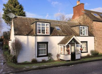 Thumbnail 3 bed cottage for sale in South Crieff Road, Comrie