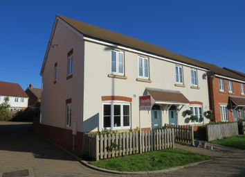 Thumbnail 3 bed semi-detached house for sale in Harding Lane, Broadbridge Heath, Horsham