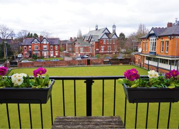 Thumbnail 2 bed flat for sale in 6 Whitelow Road, Manchester