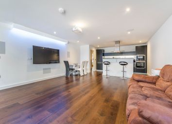 Thumbnail 3 bed flat for sale in Lambarde Square, London