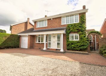 Thumbnail 4 bed detached house for sale in Main Street, Wilberfoss, York