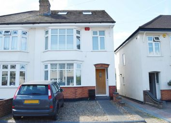 Thumbnail 4 bed semi-detached house for sale in Bush Elms Road, Hornchurch