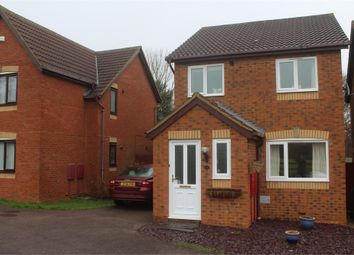 Thumbnail 3 bed detached house for sale in Braford Gardens, Shenley Brook End, Milton Keynes, Buckinghamshire