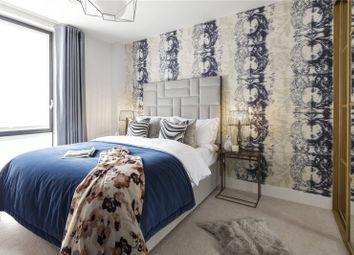 Thumbnail 1 bed flat for sale in Kilburn Quarter - West Block, Flat 16, 74 Cambridge Road