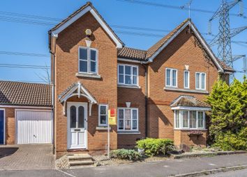 Thumbnail 3 bed detached house for sale in Dagdale Drive, Didcot