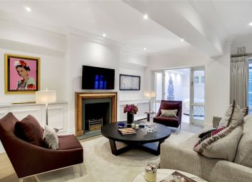 Thumbnail 3 bed flat to rent in Lowndes Street, Knightsbridge, London