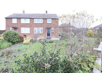 Thumbnail 3 bed semi-detached house for sale in Cornwallis Avenue, Linton, Maidstone, Kent