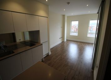 Thumbnail 1 bedroom flat to rent in Clarendon Avenue, Leamington Spa