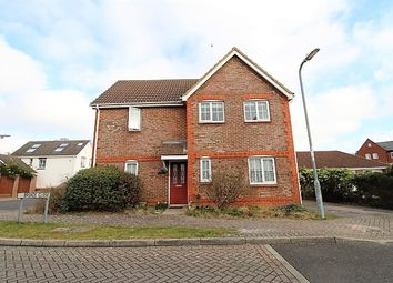 Thumbnail 3 bed detached house for sale in Bronze Close, Beggarwood, Basingstoke