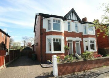 Thumbnail 4 bed semi-detached house for sale in Arran Avenue, Sale