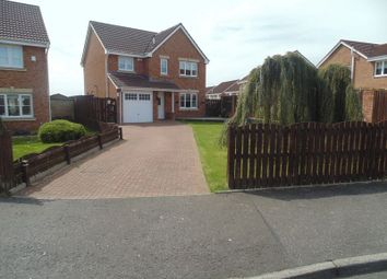 Thumbnail 4 bed detached house for sale in Elder Way, Carfin, Motherwell