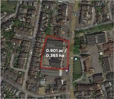 Thumbnail Land for sale in 87A St John's Road, Tunbridge Wells