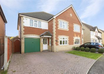 Thumbnail 4 bed semi-detached house for sale in Tylers Crescent, Hornchurch