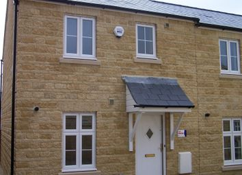 Thumbnail 3 bed semi-detached house to rent in Stenter Lane, Witney, Oxfordshire