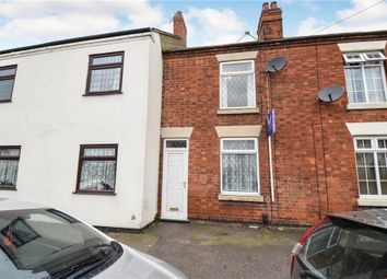 Thumbnail 2 bed terraced house for sale in Melbourne Road, Ibstock, Leicestershire