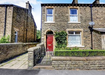 Thumbnail 4 bed terraced house for sale in Simmondley Lane, Glossop