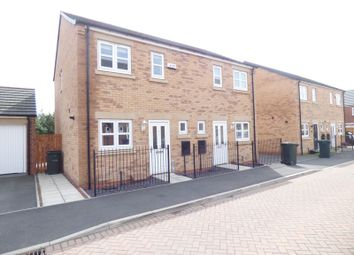 Thumbnail 2 bedroom semi-detached house to rent in Wyedale Way, Walker, Newcastle Upon Tyne